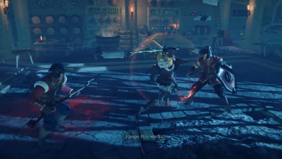 Hand of Fate 2 và Alien: Isolation miễn phí trên Epic Games