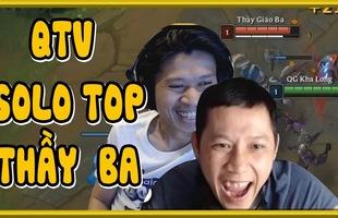 LMHT: Thầy Ba rủ showmatch với team Boba Marines cũ, QTV lập tức vào chốt kèo