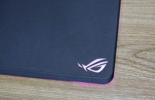 Cận cảnh Asus ROG Balteus Qi - Pad chuột phải sắm cho game thủ dùng smartphone xịn