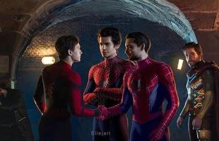 Tom Holland khẩn cầu Marvel quy tụ đủ tất cả phiên bản Người Nhện cùng đóng Spider-Man: Spiderverse bản điện ảnh