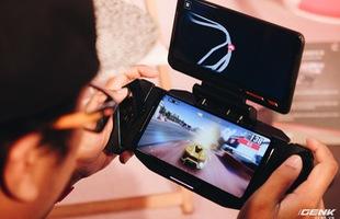 Đây là Asus ROG Phone 2: Smartphone màn hình OLED 120Hz và chip Snapdragon 855 Plus đầu tiên trên thế giới, RAM 12GB, pin 6000mAh