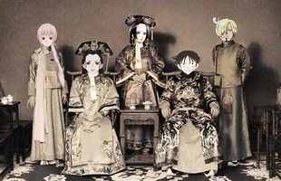 """One Piece: Tân Vương hải tặc và dàn """"hậu cung"""" tung bộ ảnh Hoàng thất theo phong cách cổ xưa cực chất"""