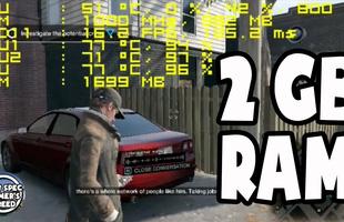 Chỉ cần máy 2GB Ram là có thể chơi được Watch Dogs 2, game miễn phí hot nhất hiện nay