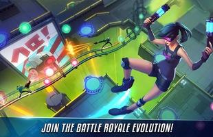 Game mobile sinh tồn góc nhìn thứ 3 của Gameloft lộ diện, đó là Royale Rising