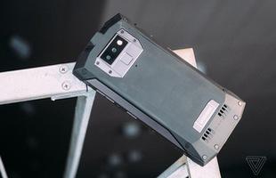 Chiếc smartphone Trung Quốc siêu bền, pin cả tuần này được báo Mỹ hết lời khen ngợi