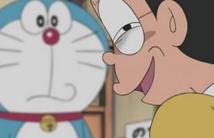 """5 bài học """"để đời"""" được ẩn giấu trong bộ truyện tranh Doraemon mà chỉ 1% người đọc mới có thể nhận ra"""