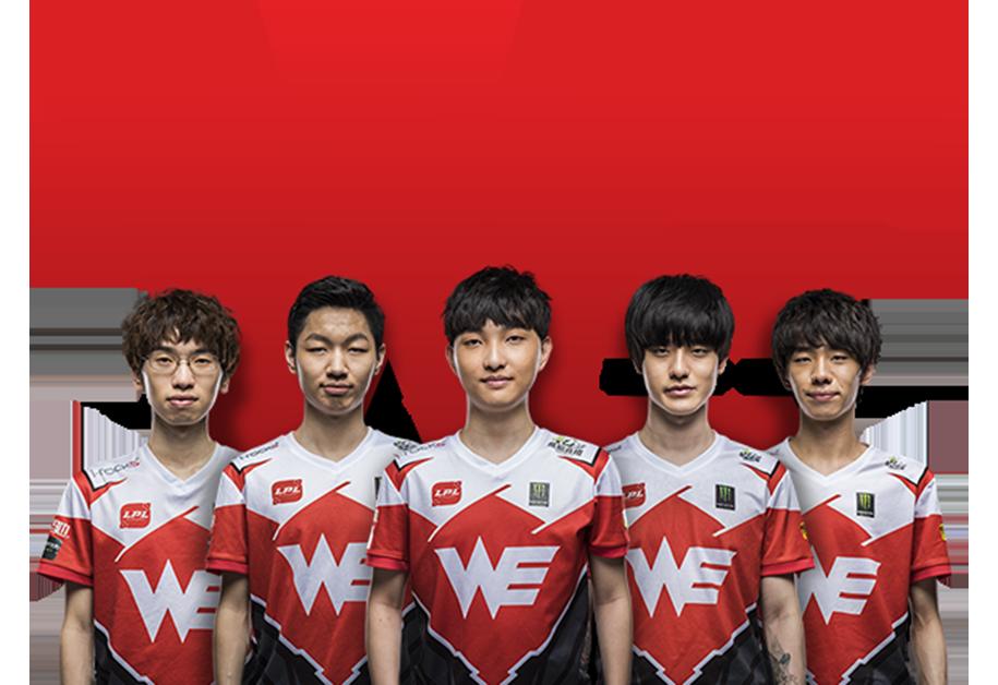 Team WE - LGD Gaming