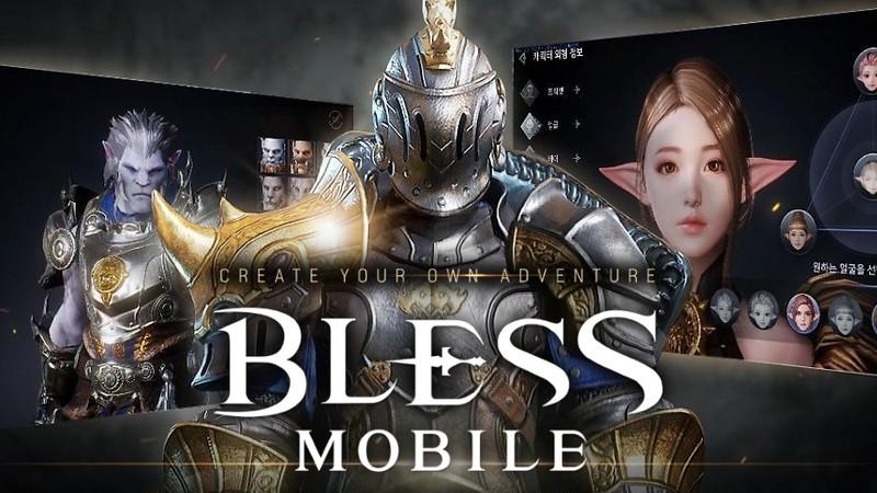 Bless Mobile - Đăng ký ngay siêu phẩm đồ họa Hàn Quốc sắp chào sân Mobile