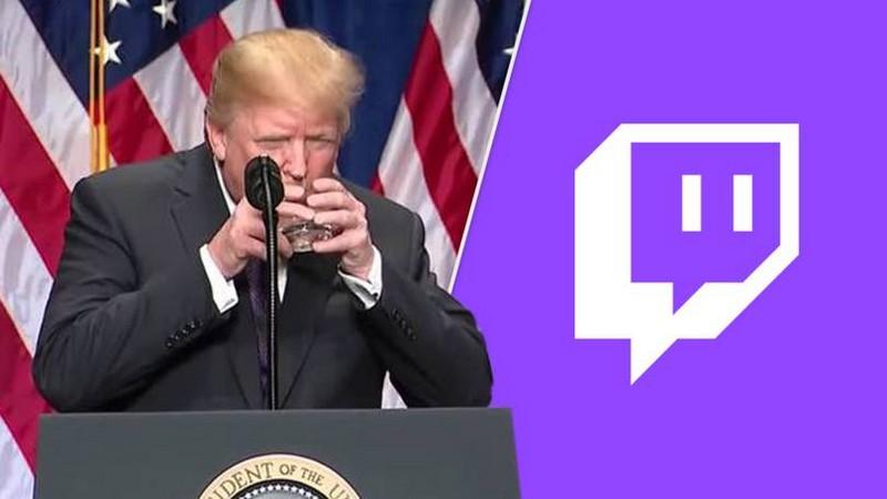"""Twitch quyết định sửa lại chính sách sau khi """"trảm"""" tài khoản của Donald Trump"""