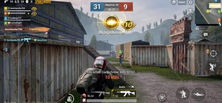 PUBG Mobile: 5 cách để cải thiện tỷ lệ K/D của bạn trong Team Deathmatch