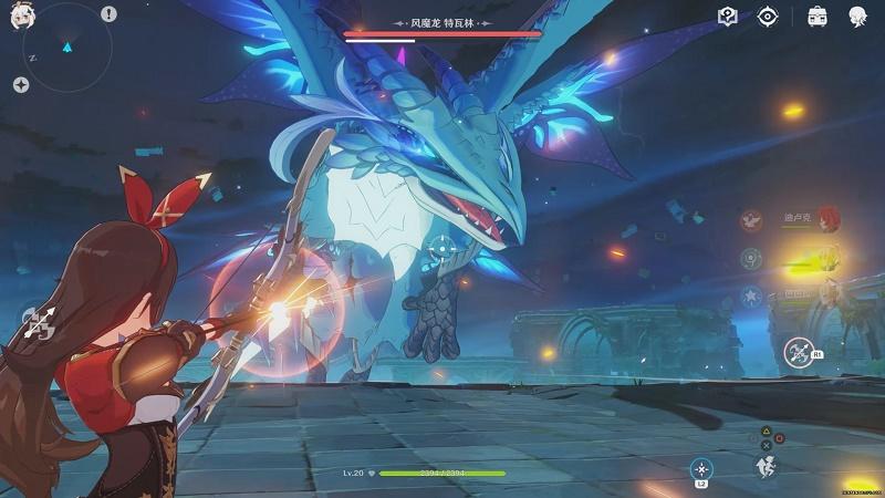 Genshin Impact ấn định thời điểm ra mắt trên mobile