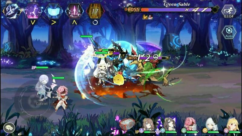 Xross Chronicle - Game đề tài huyền thoại Nhật Bản phát hành quốc tế