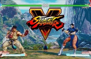 Game đối kháng đỉnh cao Street Fighter 5 đang miễn phí 100%, tải và chiến ngay trên Steam