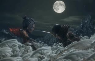 """Chán phong cách Samurai """"ngầu lòi"""", game thủ chế ngay mod đầu to chibi cho Sekiro: Shadows Die Twice"""