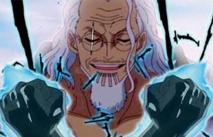 One Piece: Sức mạnh kinh khủng của Vua bóng tối Silvers Rayleigh qua lời kể của các hải tặc và hải quân máu mặt