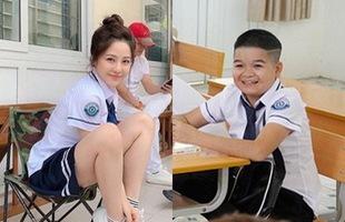 Hoàng Thùy Linh thay thế hot girl Trâm Anh làm nữ chính sitcom Siêu quậy
