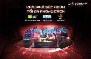 ASUS ROG giới thiệu laptop gaming ngon bổ rẻ với GTX 16xx siêu ngon