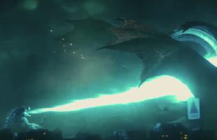 Godzilla: King of the Monsters tung trailer cuối cùng - Vua quái vật thể hiện sức mạnh kinh hoàng trước Rồng ba đầu Ghidorah