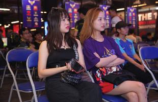 Đội hình cổ vũ toàn gái xinh, bảo sao các team Mobile Legends đánh Pro League hay tới vậy