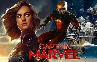 """Tất tần tật những điều bạn cần biết về bom tấn """"Captain Marvel"""", bộ phim thứ 21 thuộc MCU"""