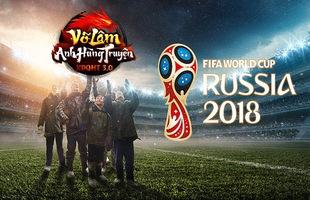 Đấu trường World Cup: Tính năng mô phỏng giải bóng đá lớn nhất hành tinh sắp xuất hiện trong Võ Lâm Anh Hùng Truyện