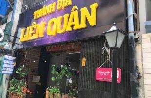 Thánh Địa Liên Quân: Quán Cafe Game dành riêng cho người chơi LQ mobile