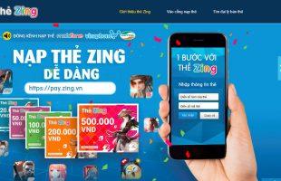 Game thủ Việt tận dụng nhiều hình thức để kinh doanh thẻ Zing