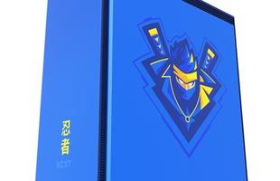 NZXT ra mắt mẫu case siêu độc The Ninja Edition dành riêng cho fan của Fortnite và streamer Ninja