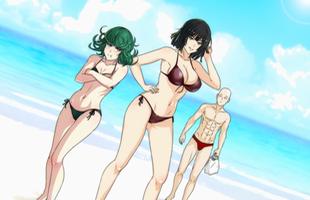 One-Punch Man: Chị em bão Tatsumaki và Fubuki đọ thân hình nóng bỏng, mỗi người một vẻ mười phân vẹn mười