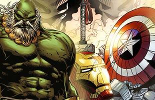 Maestro - Khi tất cả siêu anh hùng đều đã chết và Hulk trở thành kẻ độc tài thống trị thế giới