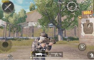 PUBG Mobile phiên bản 0.13 thêm súng Bizon, chế độ Team Deathmatch, event và avatar Godzilla,...
