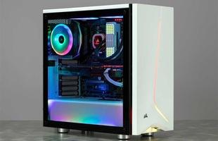 Corsair ra mắt mẫu case RGB