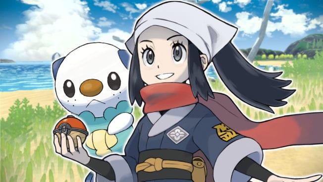 Pokémon Legends: Arceus sẽ được ra mắt vào tháng 1 năm 2022