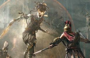 Phấn khích với màn đại chiến Medusa siêu hoành tráng trong Assassin