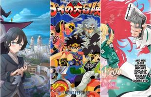 Danh sách anime sẽ được ra mắt vào tháng 10, xem mà sướng hết cả người
