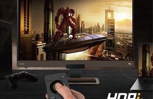 BenQ EX2780Q 144Hz - Màn hình chơi game đỉnh cao với công nghệ HDRi hàng đầu thế giới