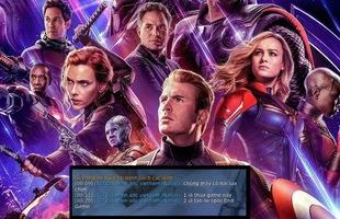 Bi hài câu chuyện game thủ ngày công chiếu Avengers – Dọa sẽ spoil phim nếu không được... đi Mid