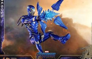 """Cận cảnh thiết kế bộ đồ Rescue """"cực chất"""" của Pepper Potts, phải chăng cô sẽ là người thay thế Iron Man trong tương lai?"""