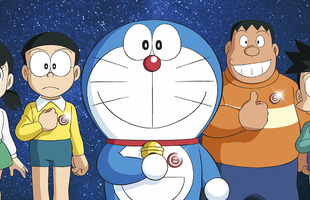 Vì sao Phim Doraemon: Nobita Và Mặt Trăng Phiêu Lưu Ký là phim hoạt hình không thể bỏ lỡ trong dịp hè và Tết thiếu nhi 1.6?