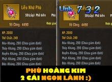 """Game thủ hậu duệ """"Xuân Tóc Đỏ"""": Đi phó bản chơi chơi nhặt luôn 2 đồ Hoàng Kim """"full option"""" 6 dòng giám định"""