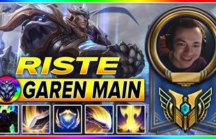 LMHT: Nể phục game thủ leo Thách Đấu chỉ bằng một tướng duy nhất là Garen