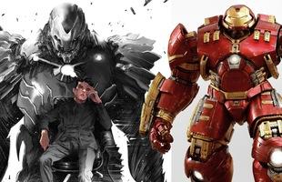 God Killer - Bộ giáp quyền năng nhất của Iron Man sở hữu sức mạnh đáng sợ như thế nào?