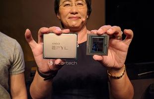CPU Zen 2 của AMD sẽ có tới 64 nhân, siêu cấp vô địch?