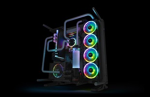 Riing Trio 12 LED RGB - Quạt tản nhiệt