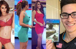 Youtuber nổi tiếng đá người yêu sexy nhất thế giới để có thời gian chơi Call of Duty