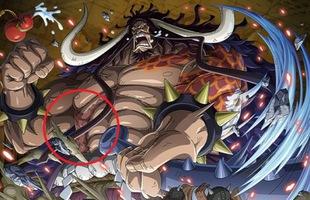 """One Piece: Người đã gây ra """"vết sẹo"""" duy nhất của Tứ Hoàng Kaido mạnh mẽ cỡ nào?"""