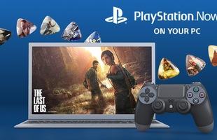 Không chỉ có stream, PS Now giờ đã cho tải game PS4, PS2 để chơi ngoại tuyến