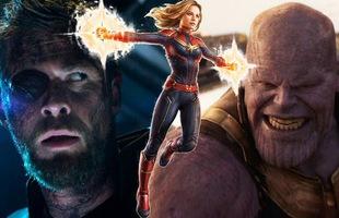 Điều gì sẽ xảy ra nếu Captain Marvel xuất hiện trong Avengers: Infinity War?