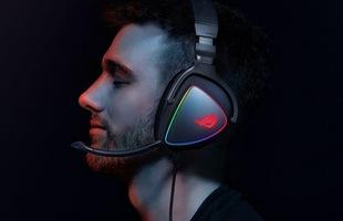 ASUS giới thiệu tai nghe gaming ROG Delta: Nhìn phát đảm bảo yêu luôn