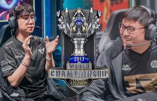"""LMHT - Những sự thật thú vị về Vòng bảng các kỳ CKTG: Cloud 9 đã """"ám quẻ"""" các đội tuyển Trung Quốc như thế nào?"""